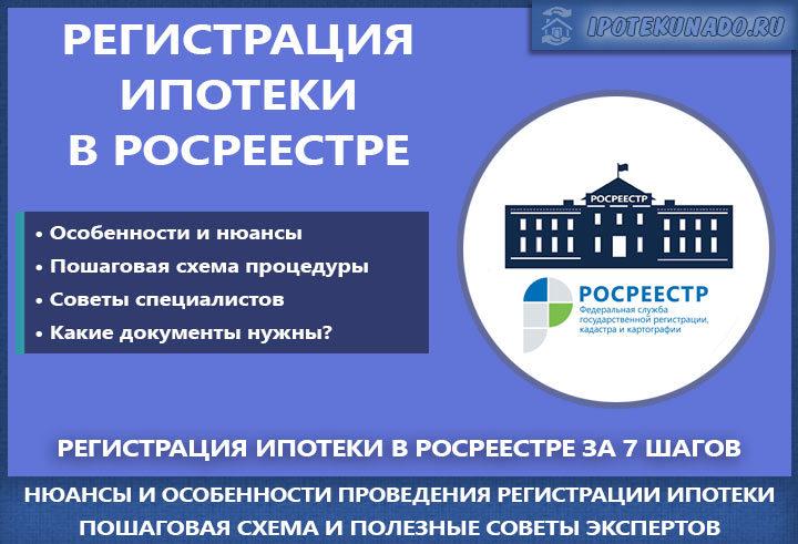 Оформление права собственности на квартиру в новостройке по ипотеке